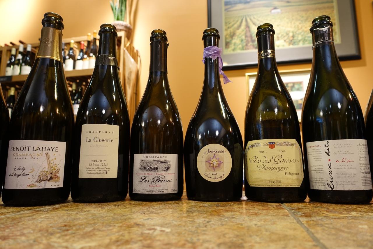 Rockstar champagne like all of them cellartracker for Grand jardin wine